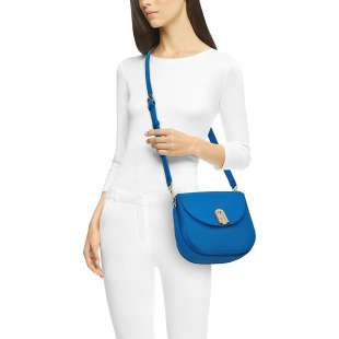 Furla Sleek Mini Blu Klein f 1045005 2
